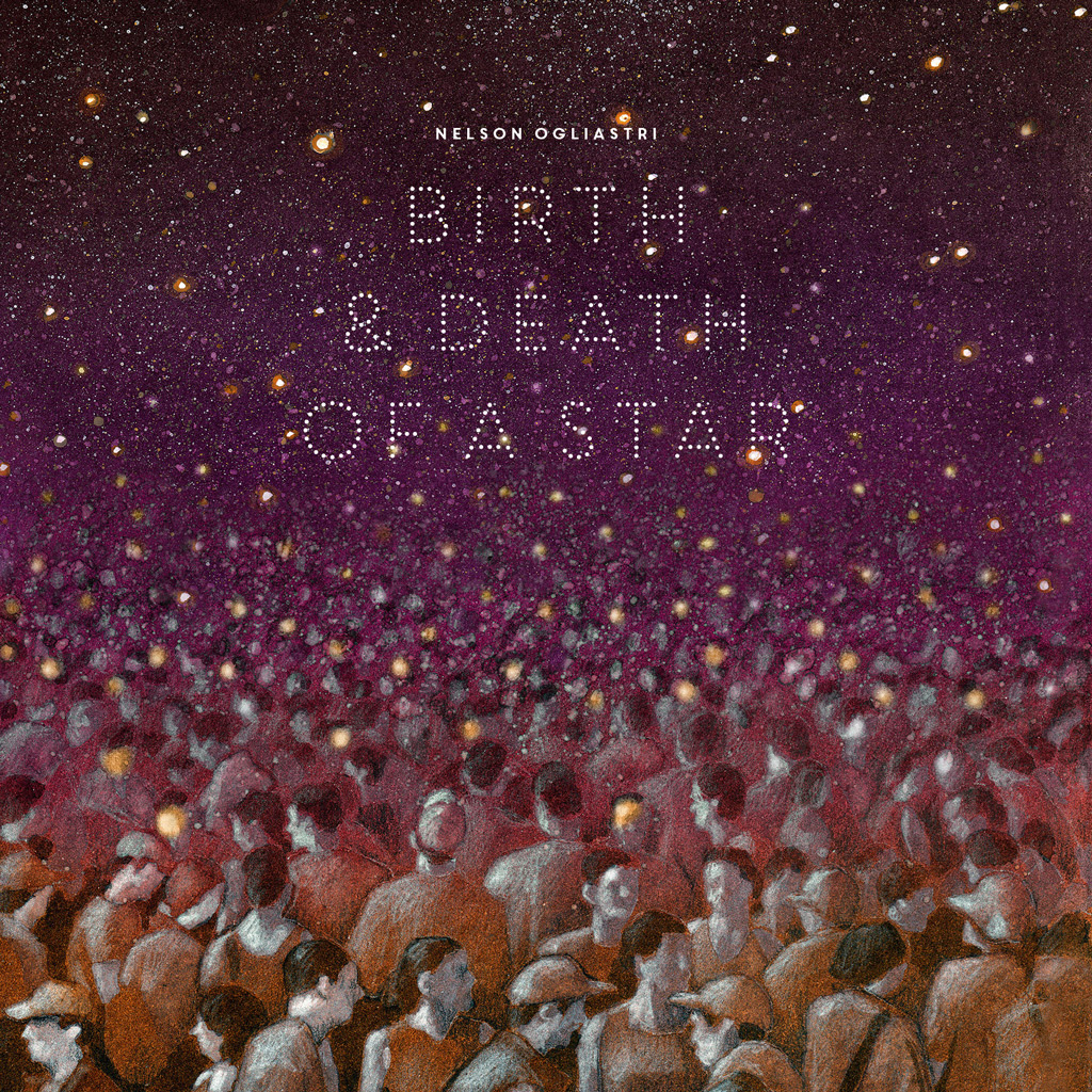 Birth And Death Of A Star CD Cover
