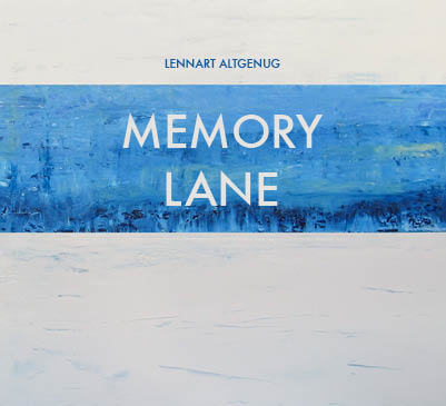 Memory Lane CD Cover